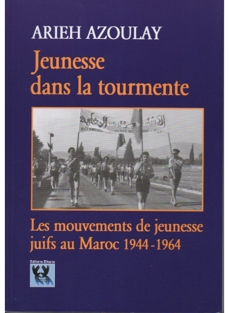 Jeunesse dans la tourmente, Les mouvements de jeunesse juifs au Maroc