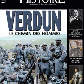 Les archives de Vichy, un article dans le Figaro histoire