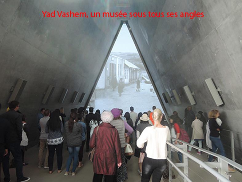 une série de visites à Yad Vashem